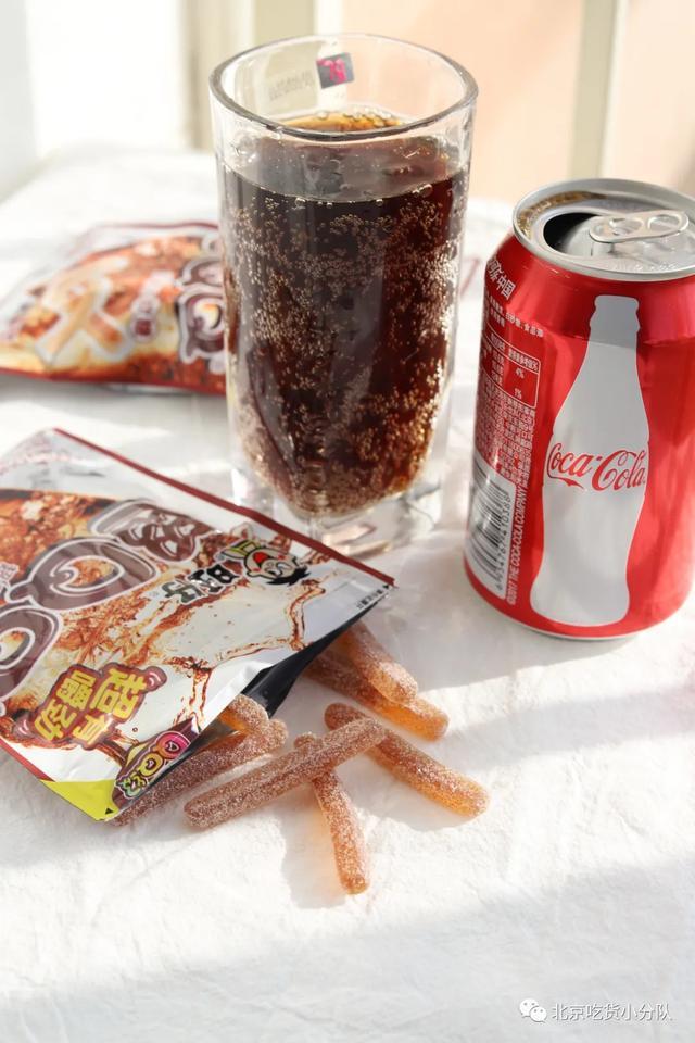旺旺【新】零食,薯条QQ糖来了