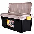 IRIS 爱丽思 汽车收纳箱储物箱 RV900D 60升 PP树脂材料