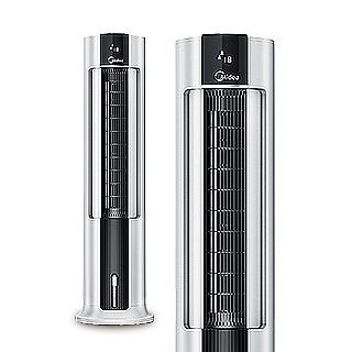 美的空调扇电风扇制冷器小空调冷风机家用节能水冷风扇ac120-18ar