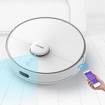 双11预售:360 S5 智能扫地机器人